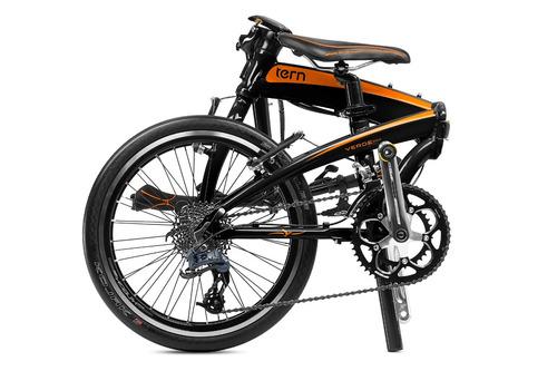 bicicleta plegable tern verge p20 r20