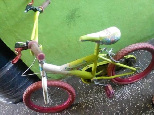 bicicleta polly pocket sin cauchos