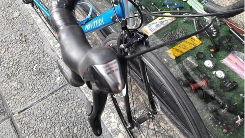 bicicleta privitera ruta shimano 105 full