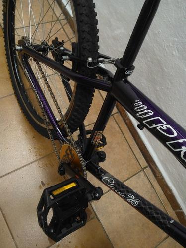 bicicleta pro x classic - aro 26 - ano 2008 - freeride