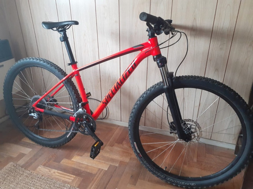 bicicleta profesional specialized rockhopper comp.