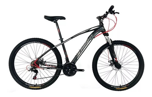 bicicleta profit arizona shimano bloqueo 7v mecánica 2.020