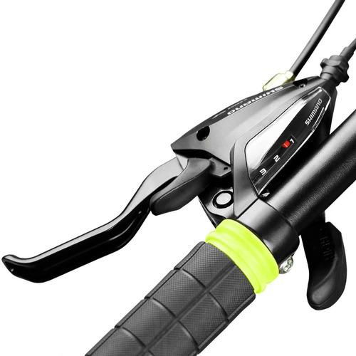 bicicleta qgk mt29-101 aro 29  freio à disco shimano 21v