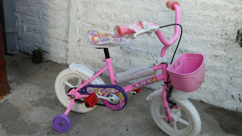 bicicleta r12 hermosas