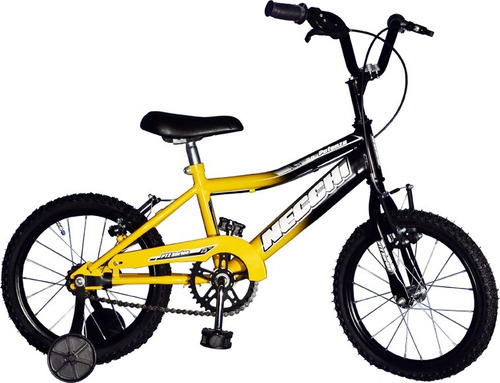 bicicleta r14 bmx cross para nenes necchi.nacionales