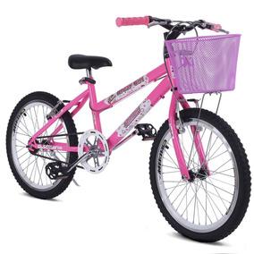 801e50f08 Bicicleta Fischer Aro 20 Fast Girl - Ciclismo no Mercado Livre Brasil