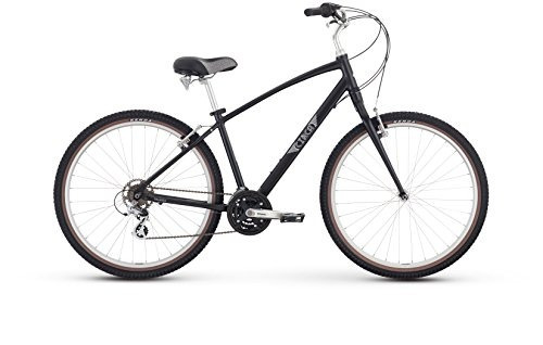 "bicicleta raleigh bikes circa 2 comfort, 17 ""/ mediano"