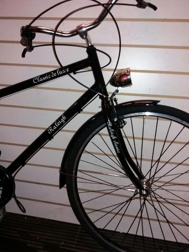 bicicleta raleigh classic rdo 28 aluminio 3vel shimano nexus
