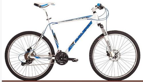 bicicleta raleigh mojave 4.0 acera disc 27 vel rod 26