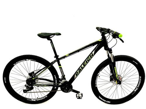 bicicleta raleigh mojave 4.0 mtb rod 27.5 disco 24v disco h