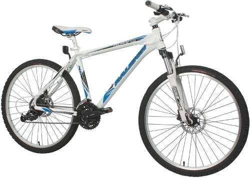 bicicleta raleigh mojave 4.0 r26  talle 20 blanco