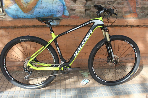 bicicleta raleigh mojave 8.0 carbono r29 2018 planet cycle