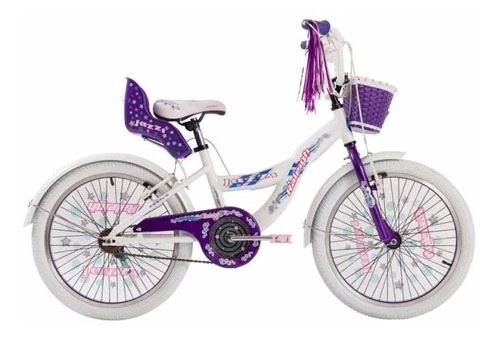 bicicleta raleigh r20 jazzi nena alumin. new blank belgrano