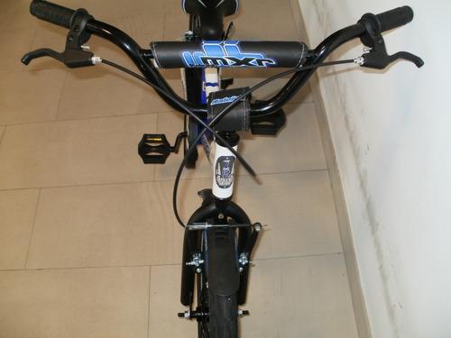 bicicleta raleigh rodado 20 aluminio nuevas varon mxr infant