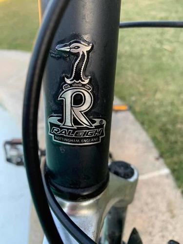 bicicleta raleigh rowdy rodado 20 aluminio 7 vel