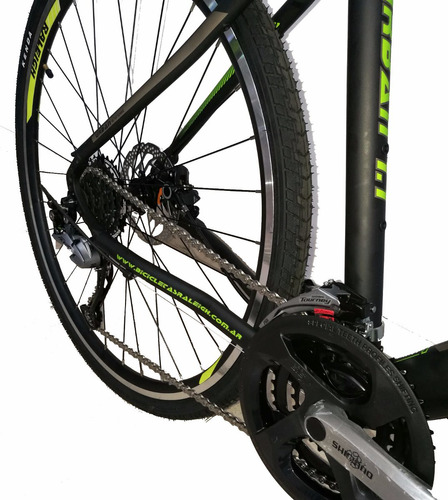 bicicleta raleigh urban 1.1