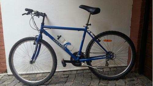 bicicleta rally mountain bike rodado 26