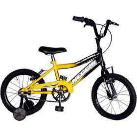 Bicicleta Rdo 14 Bmx Cross Para Nene Necchi. Nacional