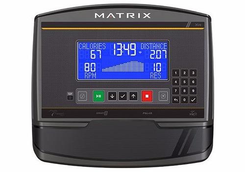 bicicleta recumbente matrix r30 xr