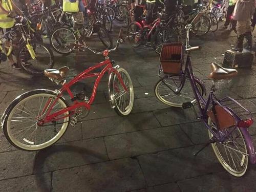 bicicleta retro-vintage caballero r 26