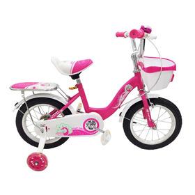 Bicicleta Rin 14  Con Cesta