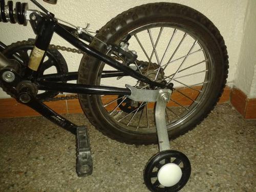 bicicleta rin 16