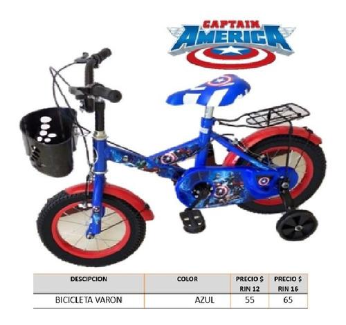 bicicleta rin 16 y rin 12 niños y niñas ofertaaaaaa