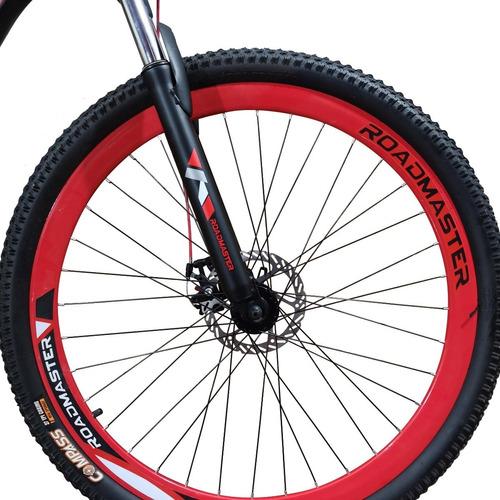 bicicleta roadmaster storm 29 f.disco shimano + obsequios