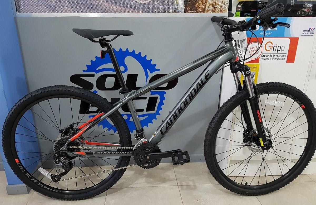 d12b317c3b1 Bicicleta Rod 27.5 Cannondale Catalyst 2 - $ 37.000,00 en Mercado Libre