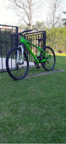 bicicleta rod 29 mtb -aluminio 21 vel  shimano startmotos32