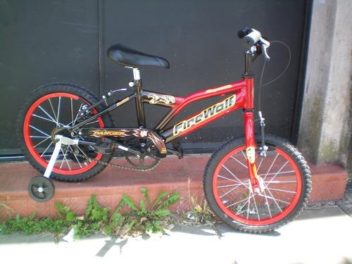 bicicleta rod bmx