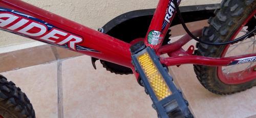 bicicleta rodada 16
