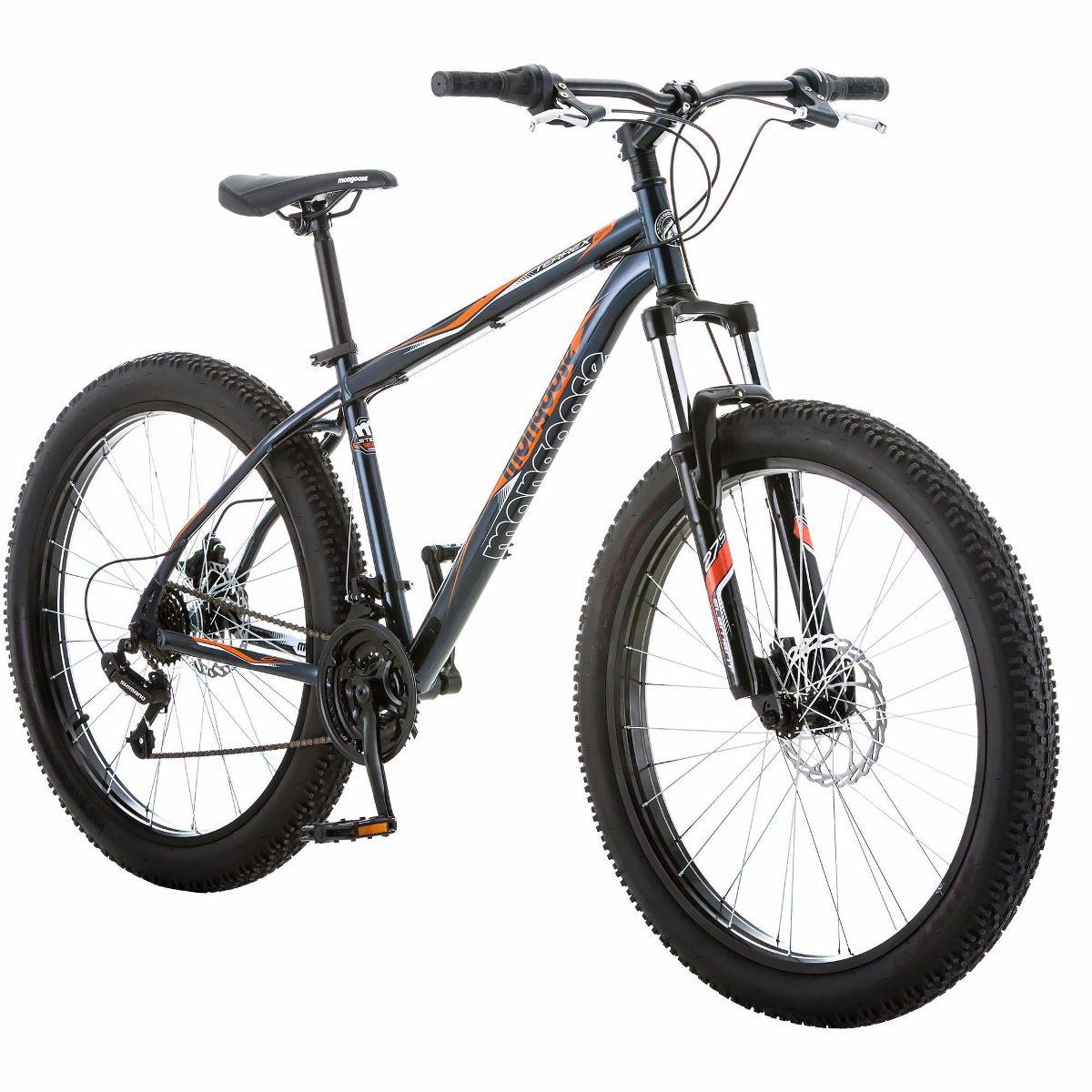 Bicicleta Rodada 27 5 Mongoose Terrex Fat 2 8 7 150 00