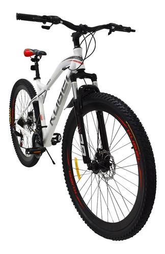 bicicleta rodada 29 de aluminio de montaña kugel horus