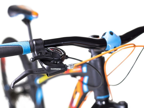 bicicleta rodada 29 mercurio ranger pro 21 vel f/disco 2018