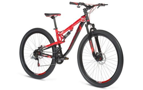 bicicleta rodada 29 mercurio xpert dowh hill 21 vel 2017