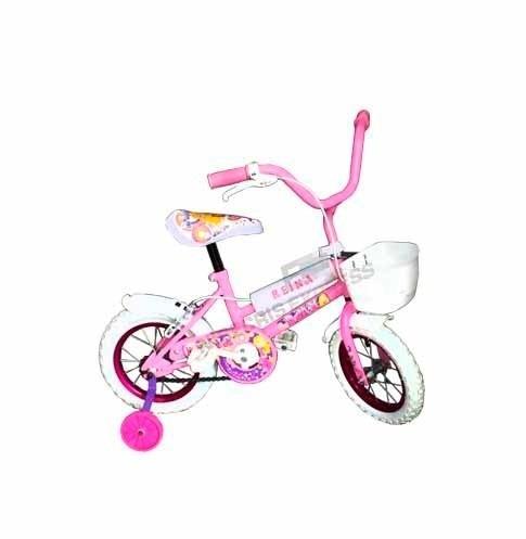 bicicleta rodado 12 cubiertas inflables- bocina- accesorios