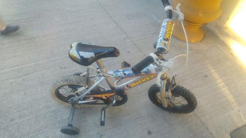 bicicleta rodado 12! excelente estado.