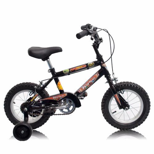 bicicleta rodado 12 nena/varon no goma maciza super reforzad