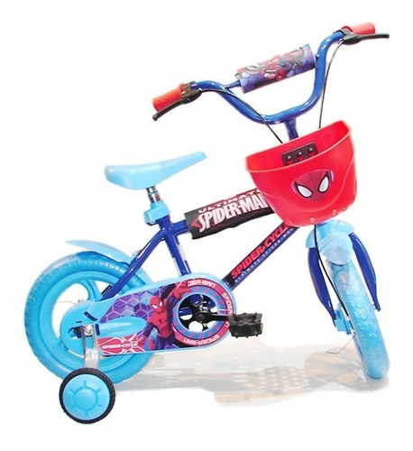 bicicleta rodado 12 varios personajes