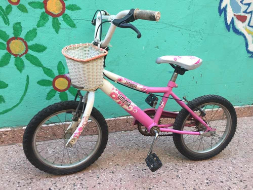bicicleta rodado 14 muy buen estado