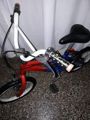 bicicleta rodado 14 muy buena