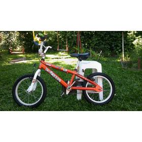 Bicicleta Rodado 16 Marca X-terra