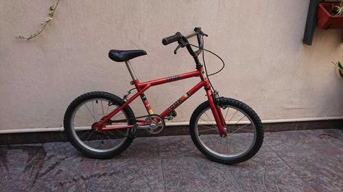 bicicleta rodado 16. perfecto estado.