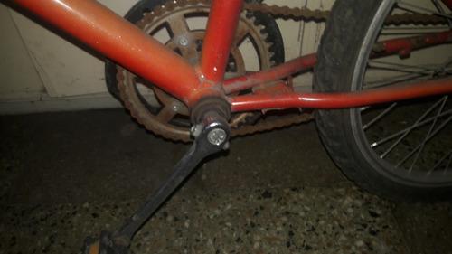 bicicleta rodado 18