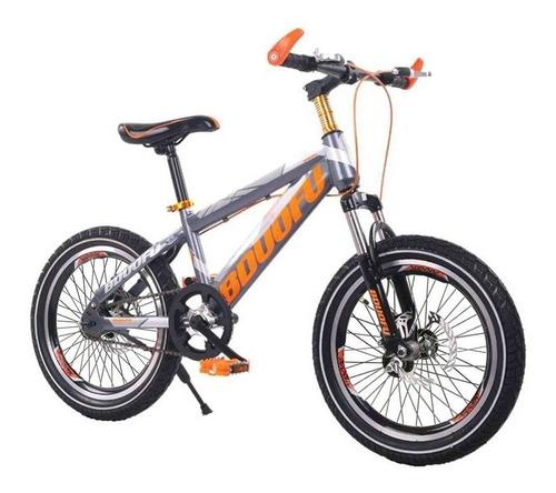 bicicleta  rodado 20 c/ amortiguacion freno de disco imperio