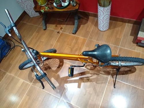 bicicleta rodado 20.  excelente estado