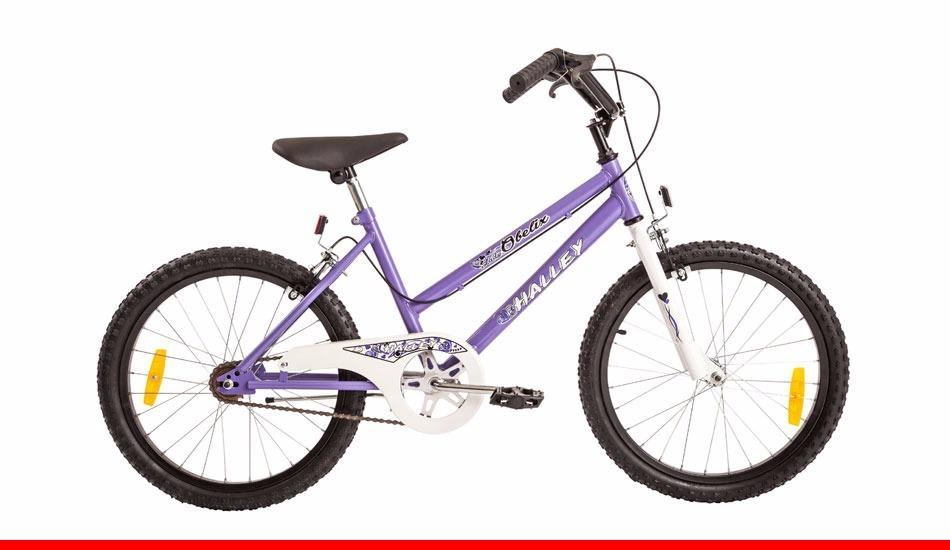 e60c31fe2 Bicicleta Rodado 20 Halley 19067 Cross Mujer - $ 5.189,00 en Mercado ...