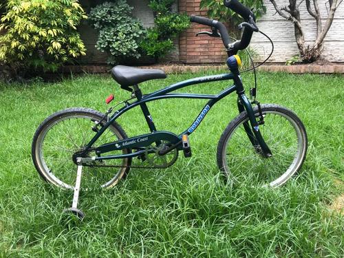 bicicleta rodado 20 robinson