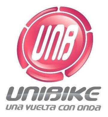 bicicleta rodado 20 unibike bmx modelo nena camara cubierta